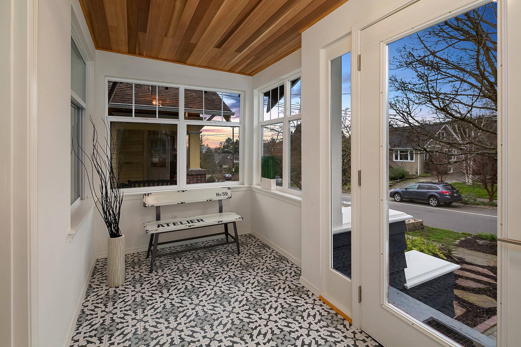 tile front porch pictures ideas