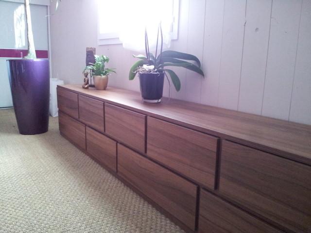 un meuble bas modern living room