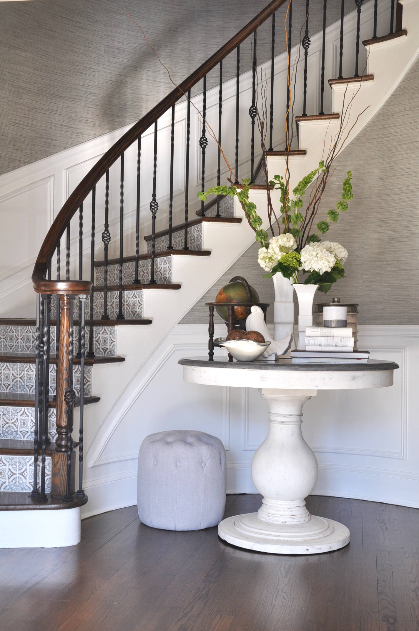 75 Beautiful Curved Staircase Pictures Ideas November 2020 Houzz