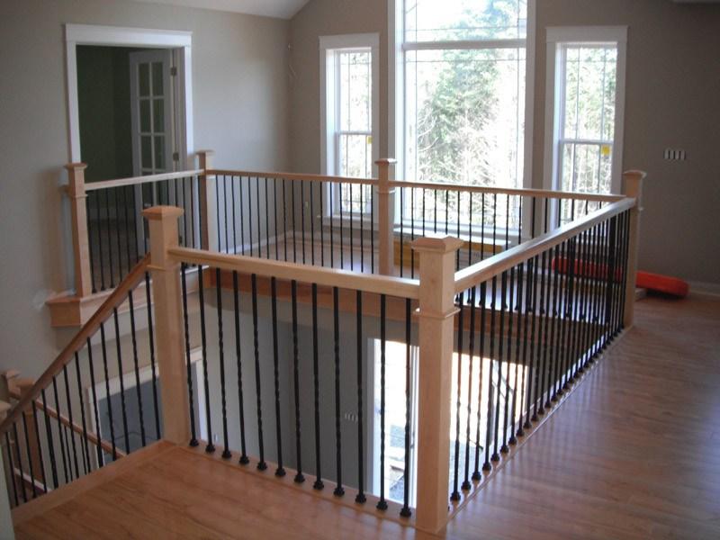 Craftsman Newel Post Houzz | Craftsman Style Newel Post | Design | Staircase | Railing | Square | Interior