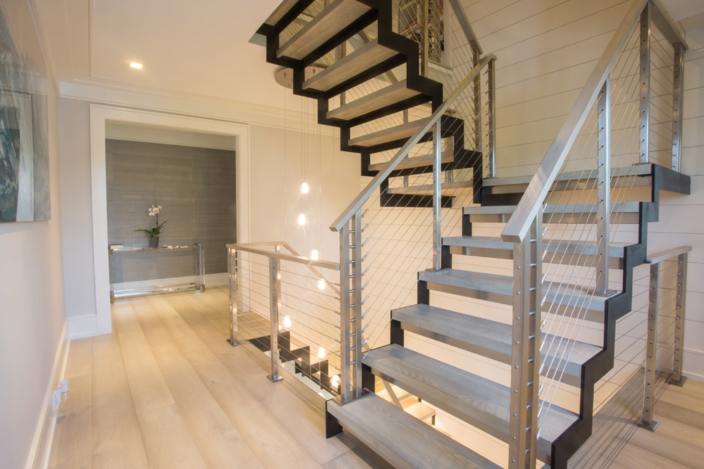 Modern Floating Stainless Steel Stairs Modern Staircase New | Stainless Steel Staircase Designs | Grill | Ultra Modern Stair Grill | Affordable | Glass | Solid Steel