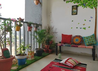 Indian Terrace Balcony Design Ideas Inspiration Images January 2021 Houzz In