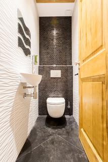 wc et toilettes avec un wc suspendu