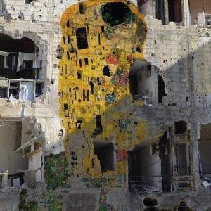 il bacio - Siria