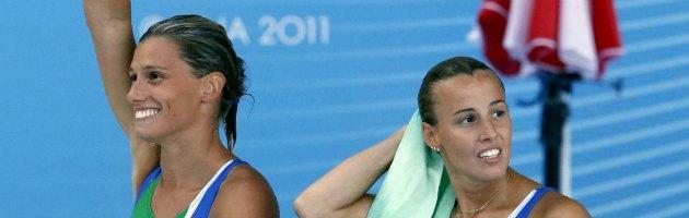 Cagnotto Dallapè, ai Mondiali di nuoto la prima medaglia è d'argento