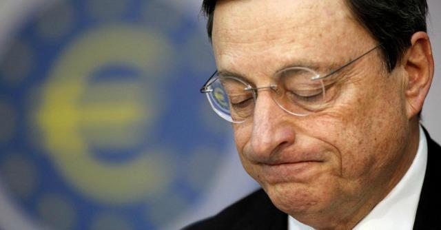 """Riforme, Draghi: """"Per Paesi Eurozona è momento di cedere sovranità all'Europa"""""""