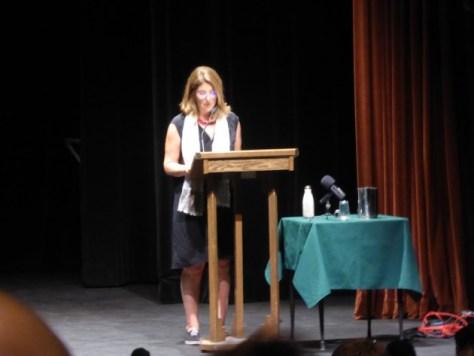 Naomi Klein al Forum Sociale Mondiale di Montréal