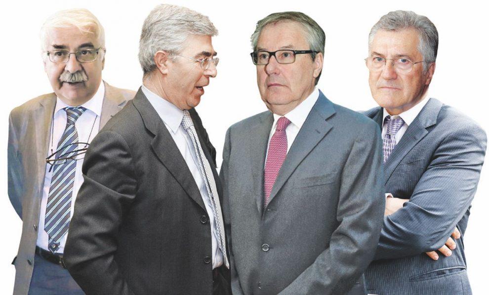 Scontro sul credito – Fornasari, Consoli, Boschi, Trinca