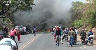 Coronavirus, in Honduras group of citizens blocking the road to prevent burial victims: