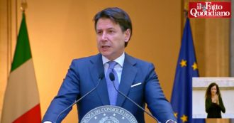 """Conte at the center-right: """"Criticism of the government is understandable, but it must be done respecting the rules. If outbreaks arose from the gatherings?"""