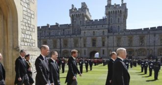 Even the funeral of Prince Philip was #x2019 the opportunity to pour rivers of ink'ink