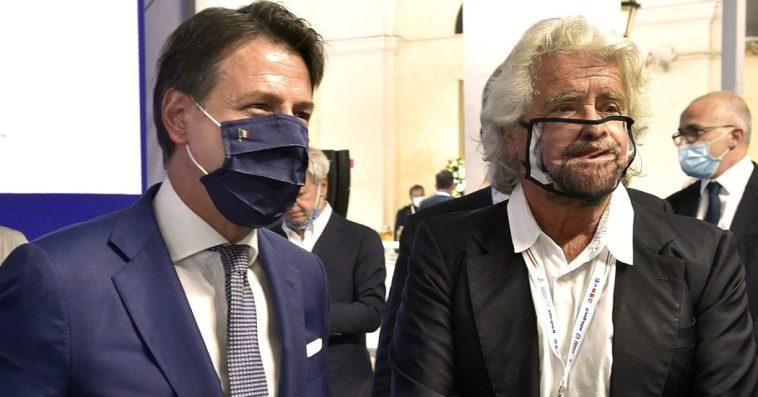 """Grillo e Conte attesi dall'ambasciatore cinese a Roma per un colloquio. L'ex premier non va per """"impegni concomitanti"""""""