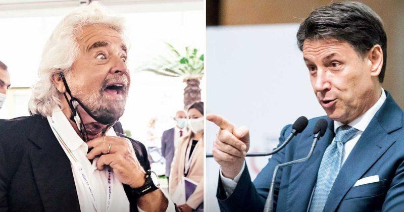 Conticidio bis. Il vaffa di Grillo a Conte. Ora il risiko del governo