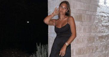 """Beatrice Valli: """"Abbiamo preso tutti il Coronavirus a Forte dei Marmi, anche i bambini. Vacanze finite"""""""