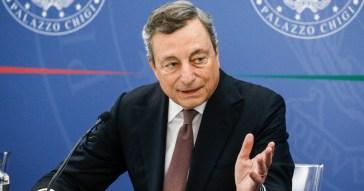 Time, tra le 100 persone più influenti del mondo c'è (di nuovo) Mario Draghi: è l'unico italiano in lista