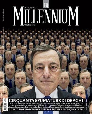 """Mario Draghi, la biografia non autorizzata su FQ MillenniuM in edicola da sabato 16 ottobre. 5/La Bce e il """"pilota automatico"""" sulla politica"""