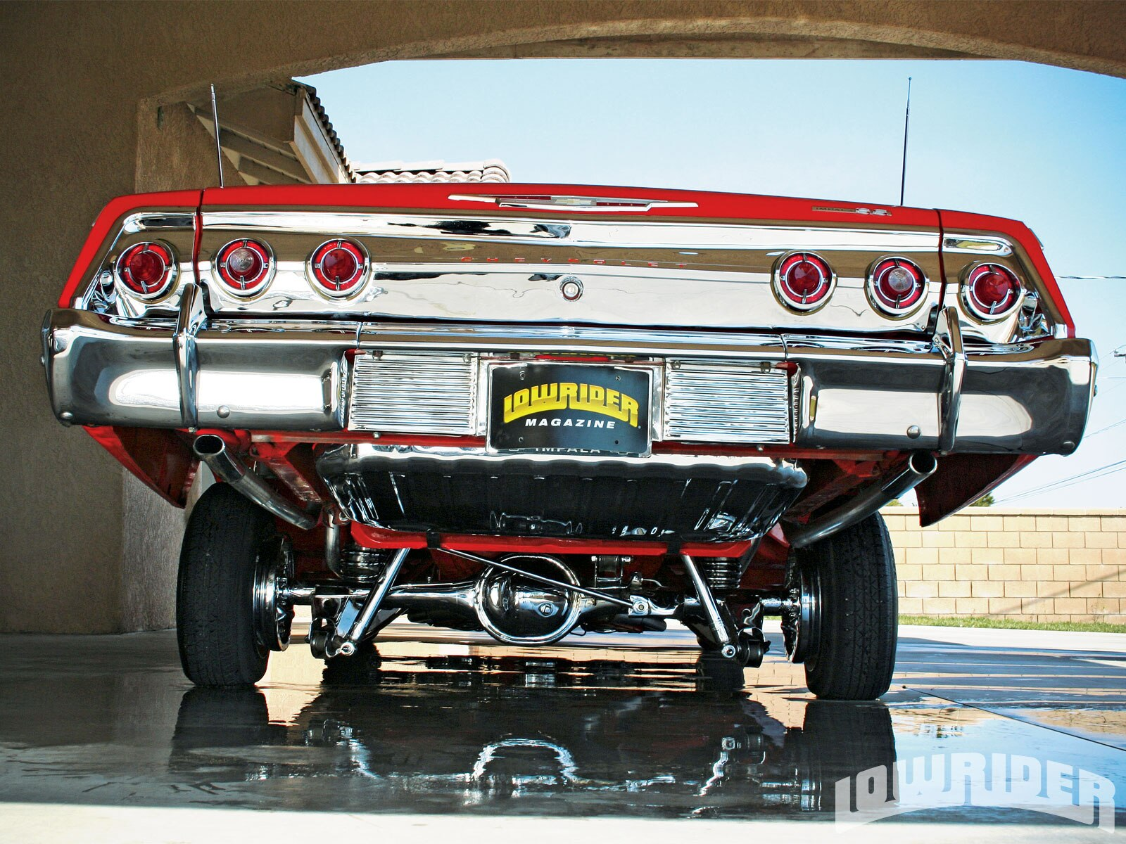 1962 Chevrolet Impala SS GM 327 Cid V8 Engine