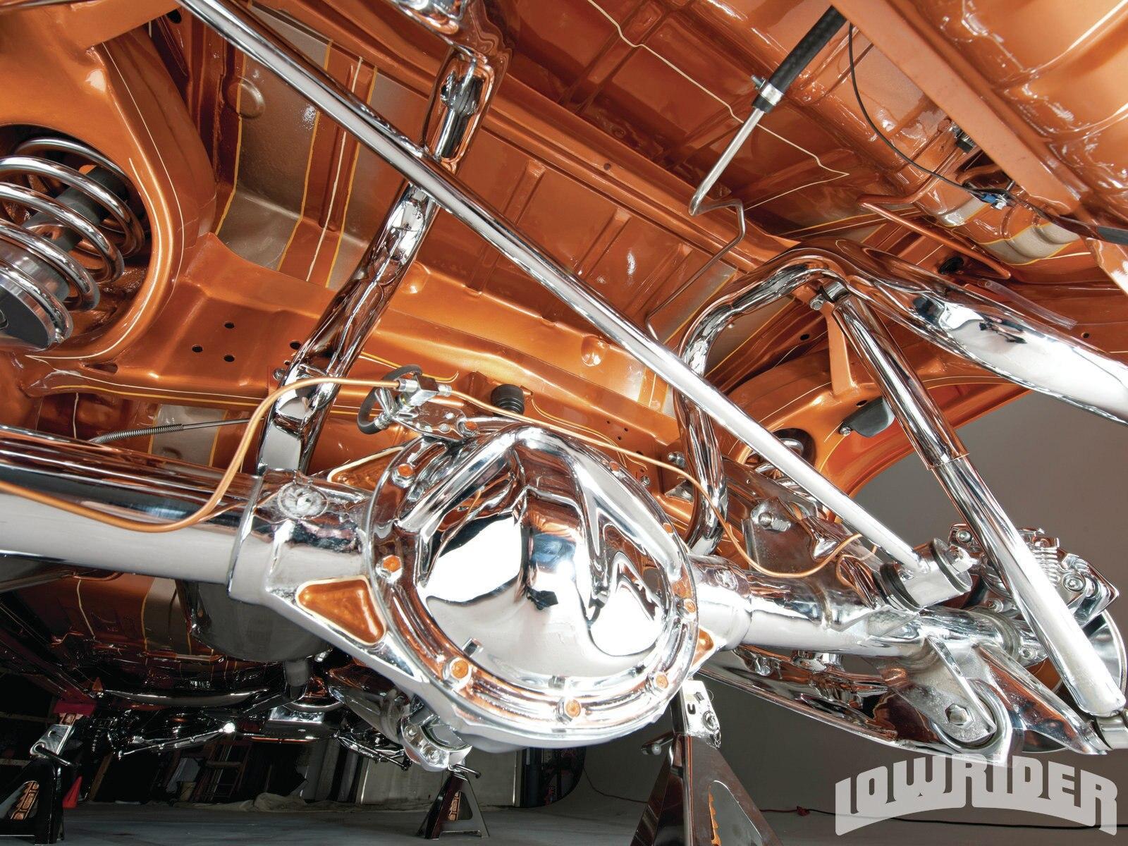 Chevrolet Impala Convertible Supersport