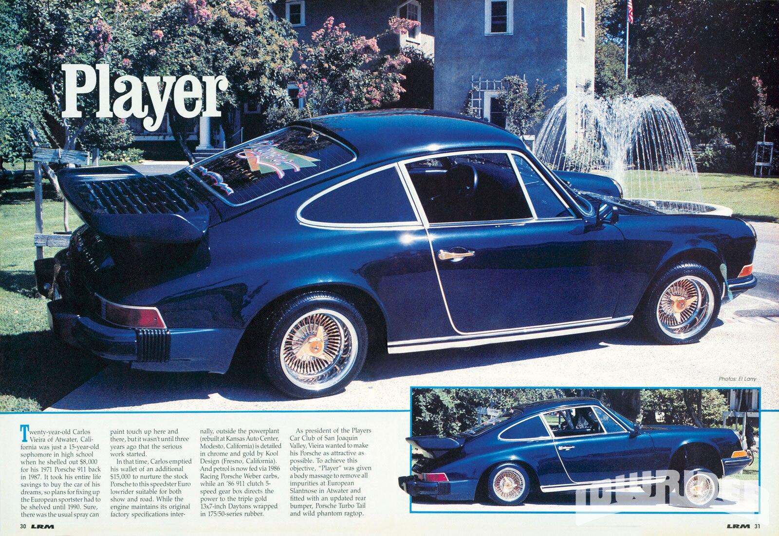 Lowrider Magazine 1994 1993
