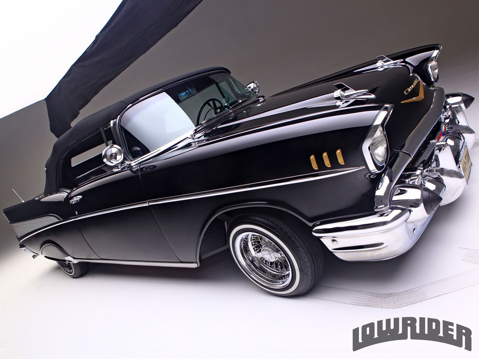 1959 Chevy Impala Lowrider Cars 1957