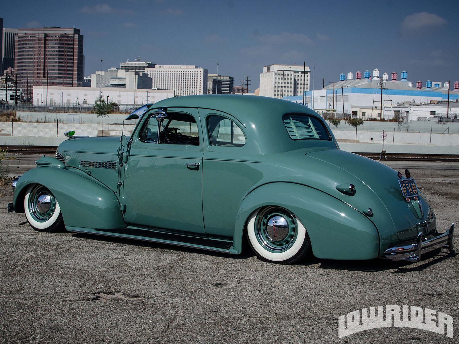 Business Coupe Lowrider 1941 Chevy