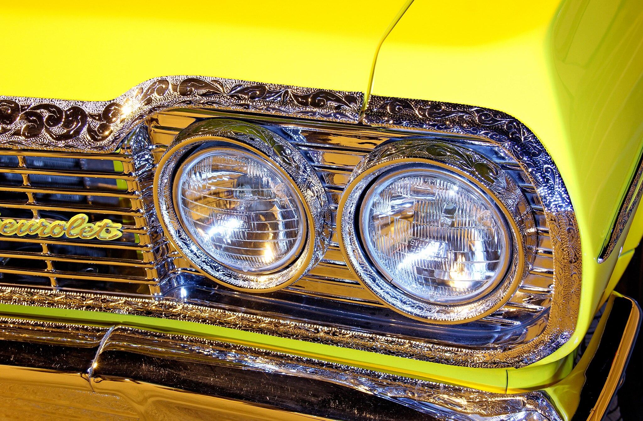 1964 Chevrolet Impala Convertible Canadian Convertible