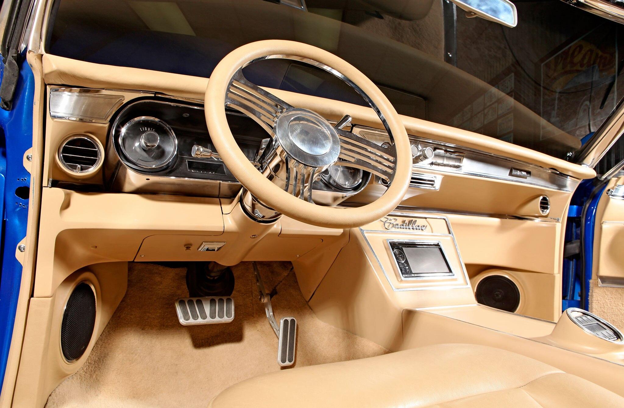 1966 Cadillac Coupe DeVille LS Blues