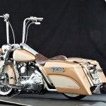 1997 Harley Davidson Road King Life In The Slow Lane Lowrider
