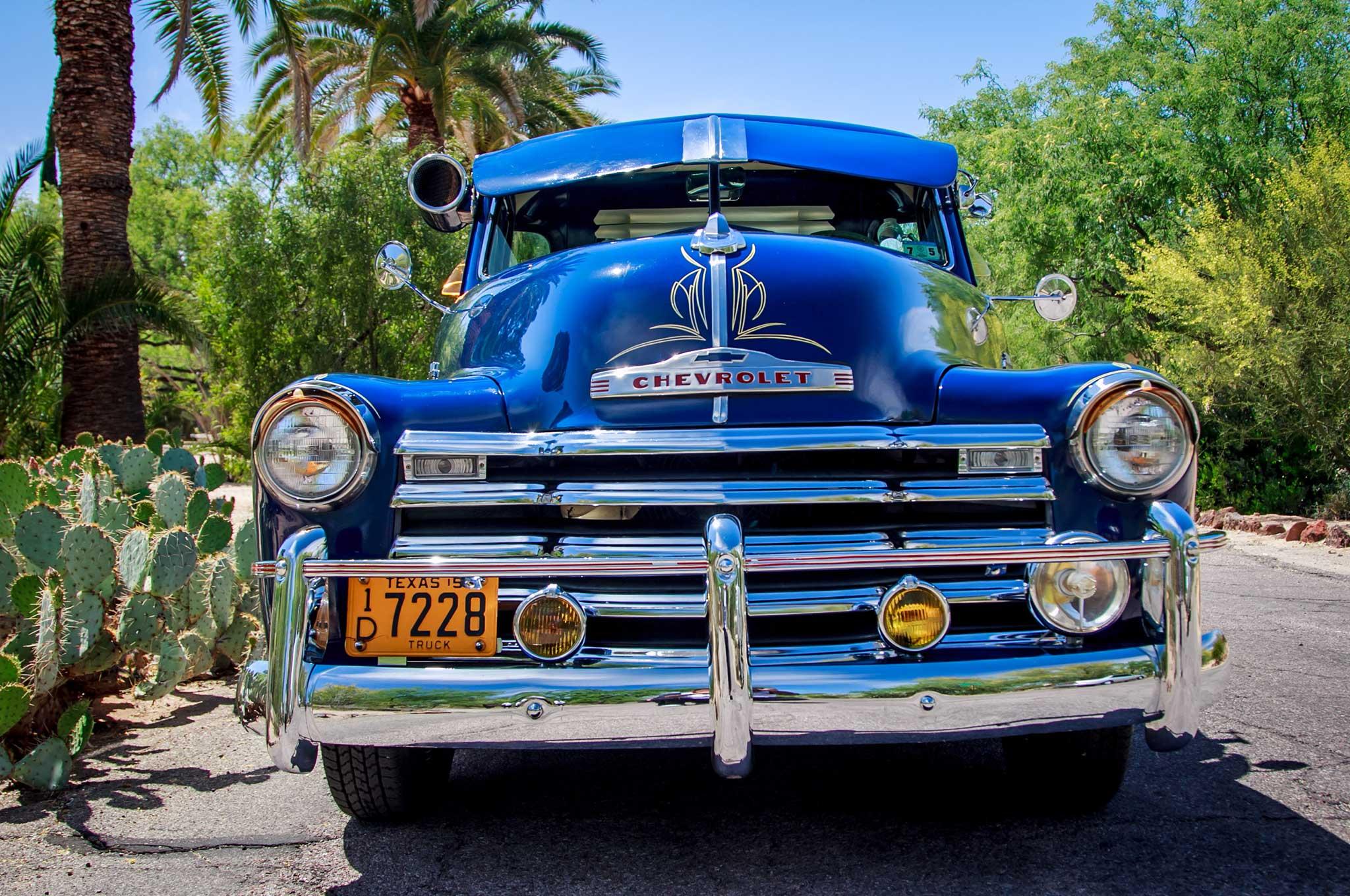 1953 Chevy Lowrider Truck