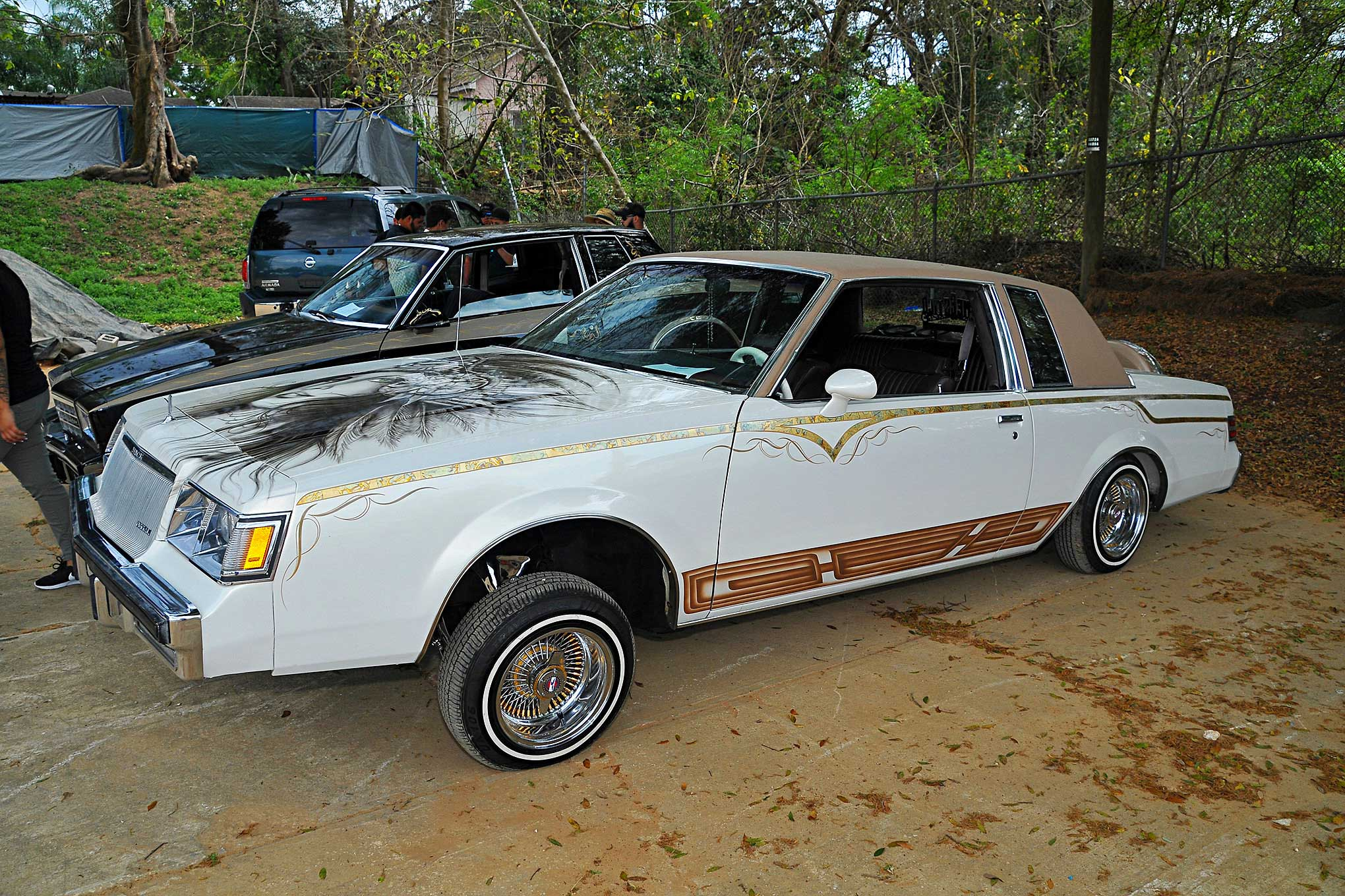 Royal Legacy Lowrider Show G Body Buick Regal