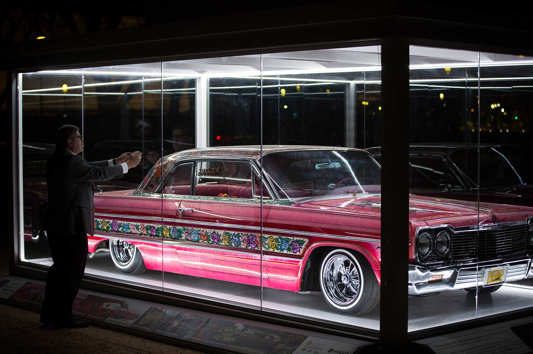 Gypsy Rose Becomes The First Lowrider Inducted Into The HVA