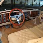 1984 Chevrolet Caprice Classic Wood Steering Wheel Lowrider