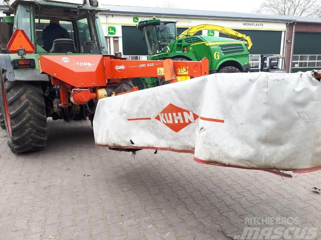 Used Kuhn Maaier Gmd 602 Mowers Year Price Us