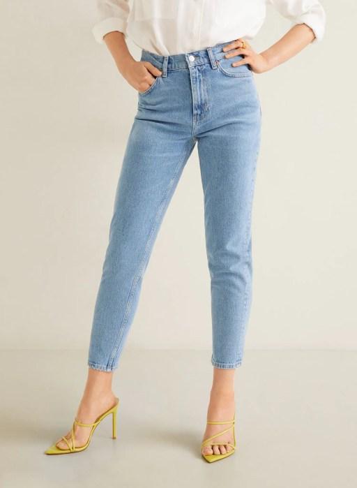 Jeans slim New Mom