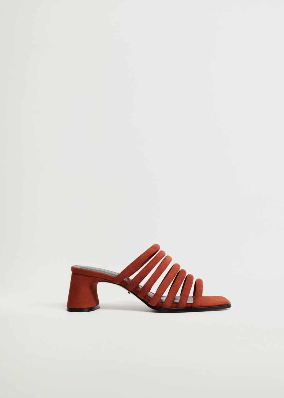 Strappy heeled sandals - Article without model