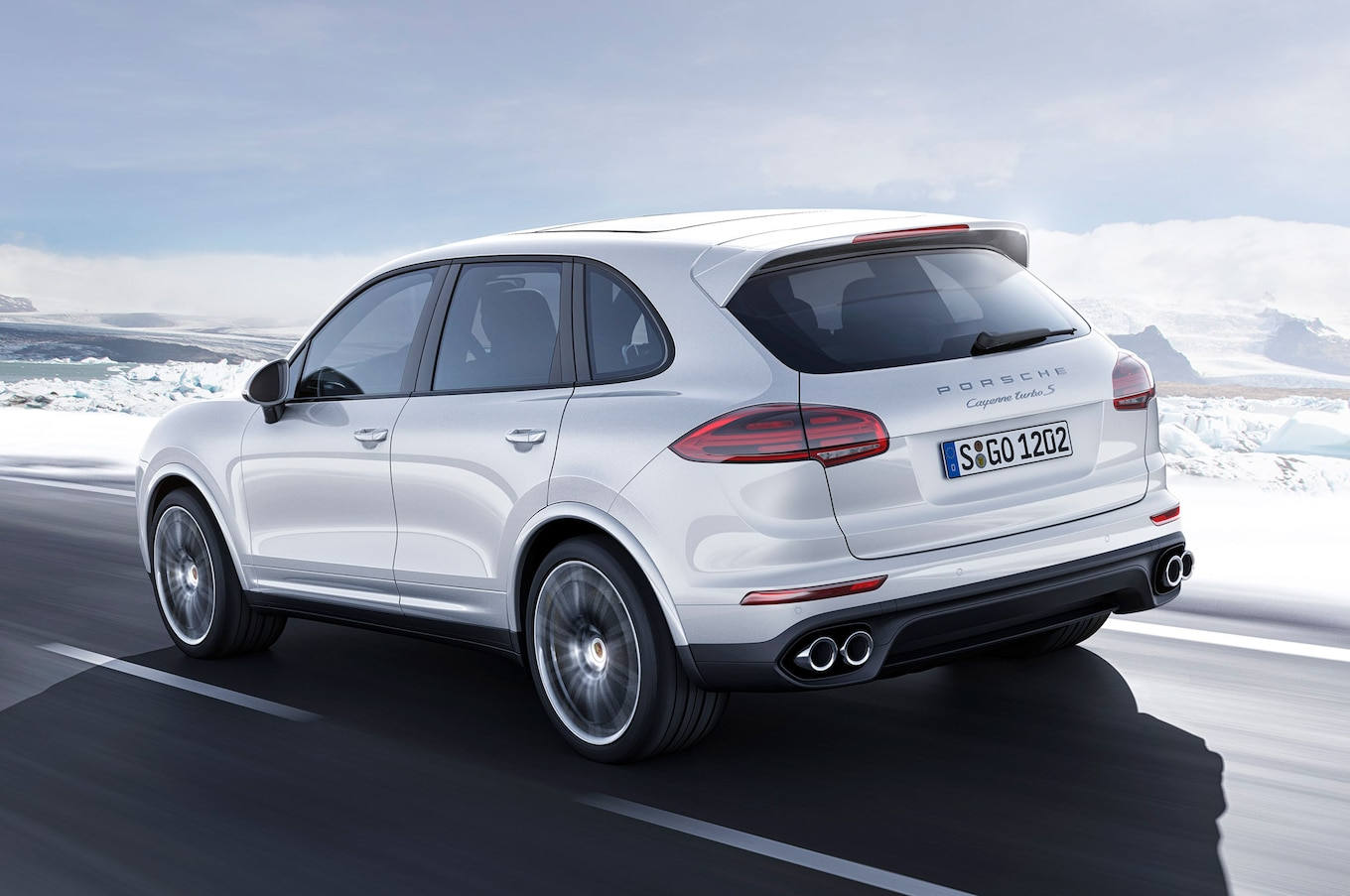 2016 Porsche Cayenne Reviews and Rating