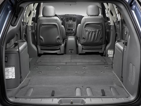 Both The Caravan And Grand Feature Three Rows Of Seats That Comfortably Accommodate A Maximum Seven Passengers