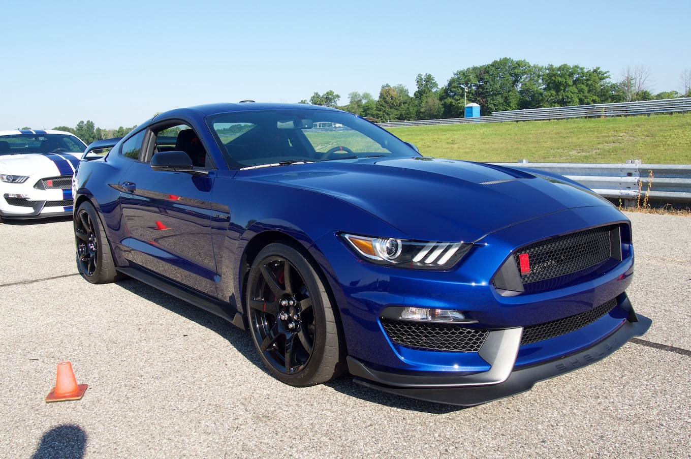 Ford Performance Offers Back Seat Kit For Mustang Shelby