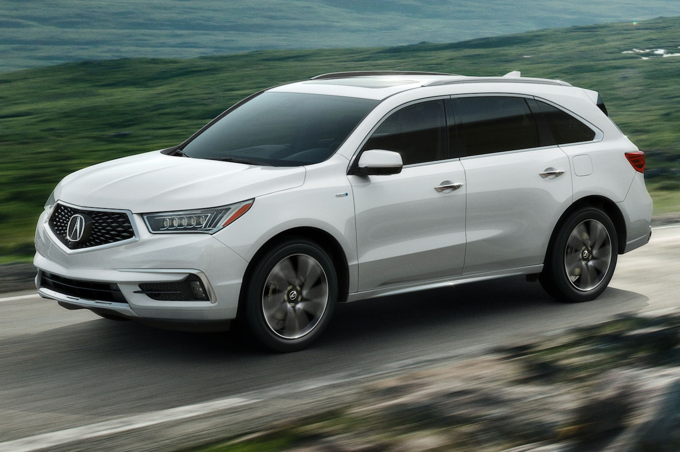 2017 Acura MDX First Look Review