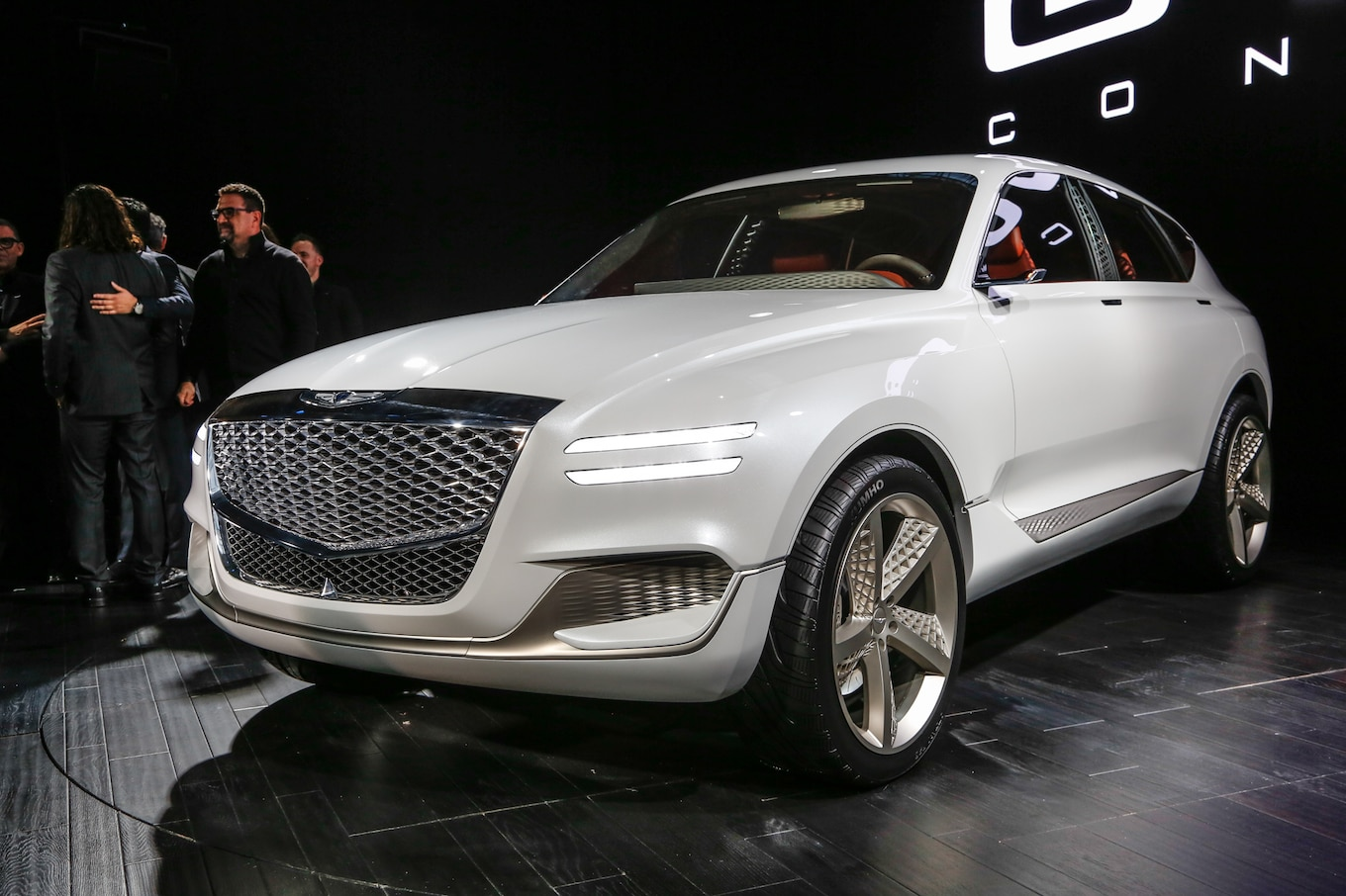 Expect A Third Genesis SUV To Arrive In 2021 Motor Trend