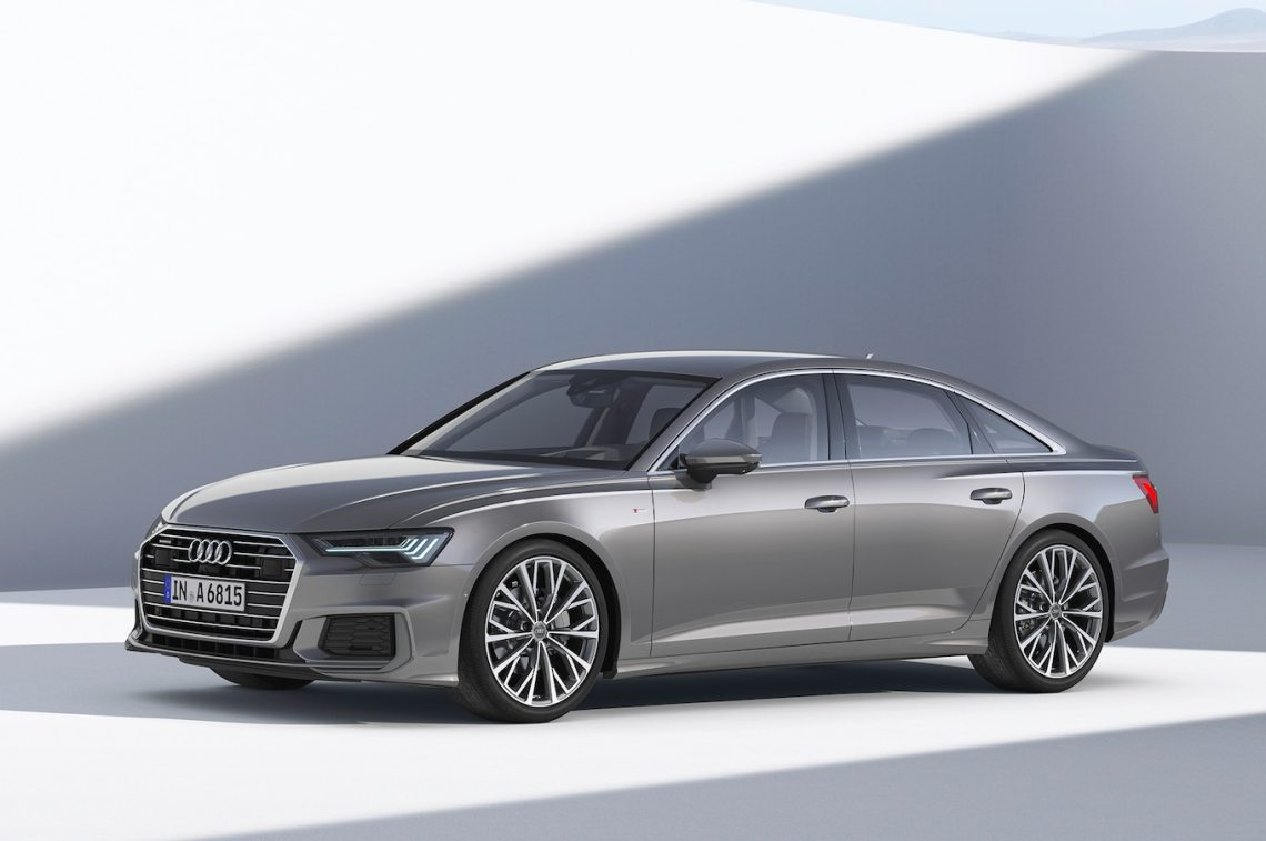 2019 audi a6 first look - motor trend canada
