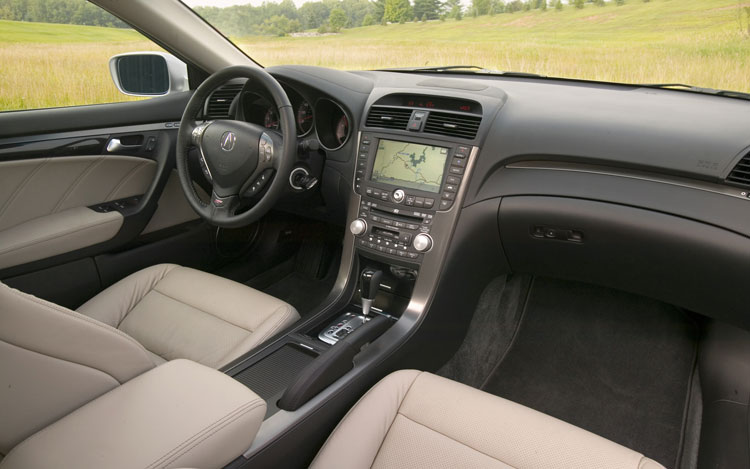 Acura Tl Type S Interior