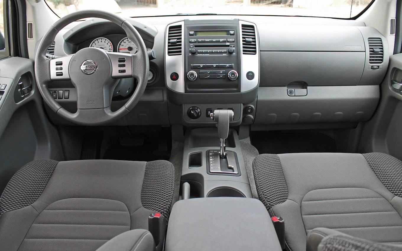 Interior Ext 98 Nissan Cab Frontier