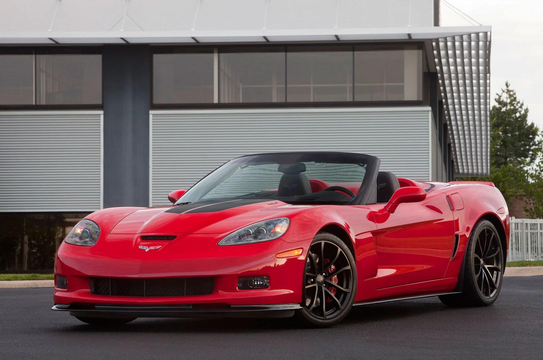 Corvette Grand Sport Specs