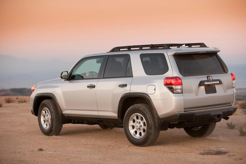New 2013 Toyota 4runner