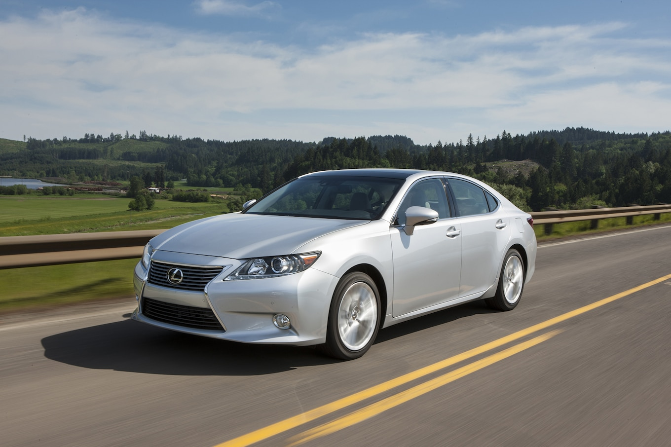 2013 Lexus ES350 Reviews and Rating
