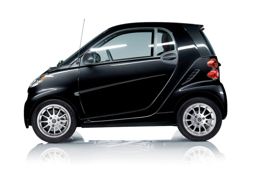 2013 smart fortwo Reviews and Rating   Motor Trend 2013 smart fortwo passion coupe