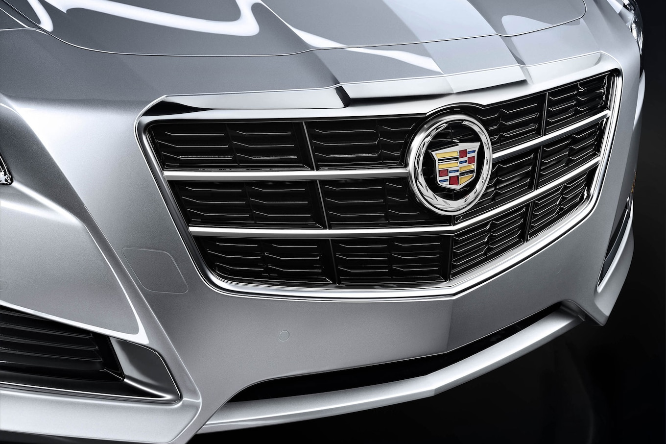 2014 Cadillac Cts Grill