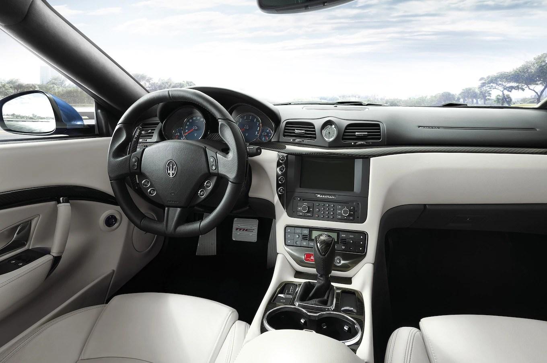 2014 Maserati GranTurismo Reviews And Rating Motor Trend