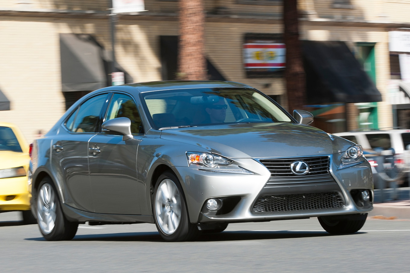2014 Lexus IS250 Reviews and Rating
